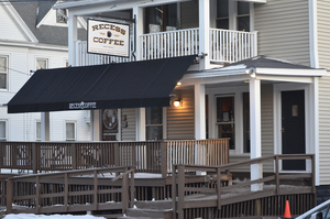 Recess Coffee's 10-year-old Westcott Street location will close temporarily for renovations.